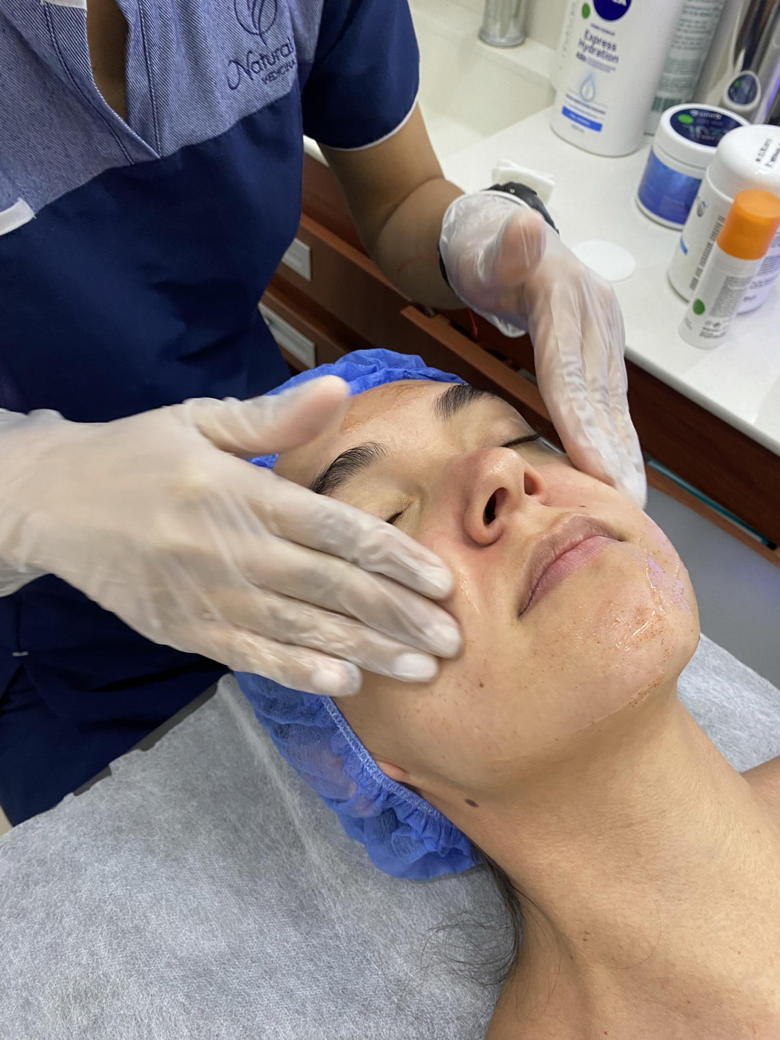 Limpieza Facial con Alta Hidratación (piel sana)